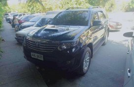 2nd Hand Toyota Fortuner 2014 for sale in Taguig
