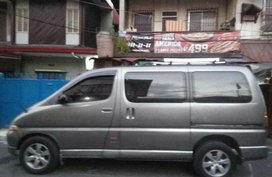 Selling Toyota Granvia 1996 Automatic Diesel in Pasay