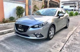Selling Mazda 3 2016 Automatic Gasoline in Bacoor