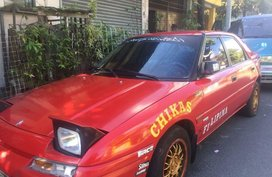 2nd Hand Mazda 323 Automatic Gasoline for sale in Muntinlupa