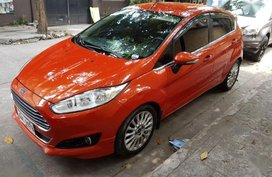 For sale 2014 Ford Fiesta Automatic Gasoline at 70000 km in Meycauayan
