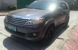 Selling 2nd Hand Toyota Fortuner 2012 in Manila