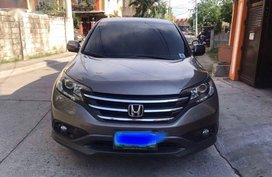 Selling Honda Cr-V 2013 Automatic Gasoline in Makati
