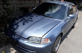 Honda Civic 1995 Automatic Gasoline for sale in Angeles