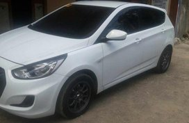 2nd Hand Hyundai Accent 2017 Hatchback at Manual Diesel for sale in San Pablo