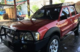Nissan Frontier 2006 Manual Diesel for sale in Angeles