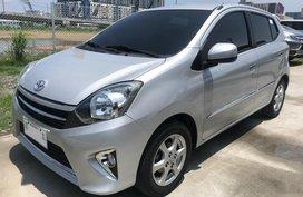 Selling Used Toyota Wigo 2015 in Parañaque