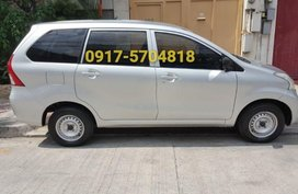 Toyota Avanza 2014 Manual Gasoline for sale in Quezon City