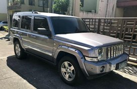 Selling Used Jeep Commander 2010 in Quezon City