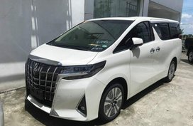 Selling Toyota Alphard Automatic Gasoline in Teresa