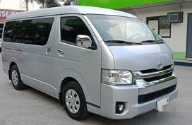 Toyota Hiace 2015 at 60000 km for sale in Meycauayan