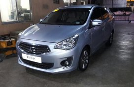 Mitsubishi Mirage G4 2017 Automatic Gasoline for sale in Makati