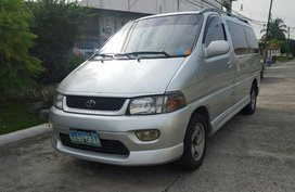 Toyota Hiace 1997 at 130000 km for sale in Angeles