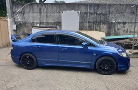 2nd Hand Honda Civic 2007 87000 km for sale in Quezon City