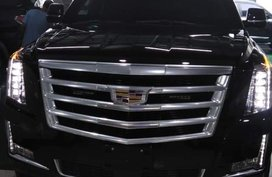 2020 Cadillac Escalade Bulletproof by Inkas