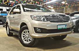 2012 Toyota Fortuner G 2.7 4X2 for sale