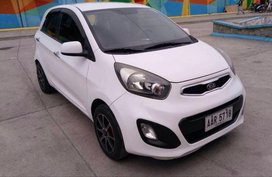 2nd Hand Kia Picanto 2014 for sale in Cebu City