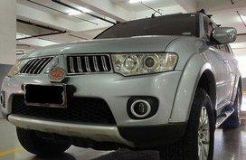 Sell Silver 2009 Mitsubishi Montero Sport in General Salipada K. Pendatun