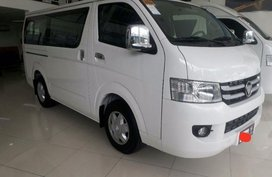 Selling Foton View Transvan Manual Diesel in Makati