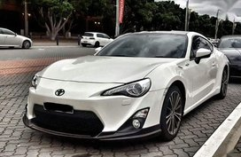 Selling Toyota 86 2014 Automatic Gasoline in Pasig