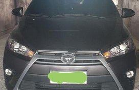 Toyota Yaris 2015 Automatic Gasoline for sale in Marikina