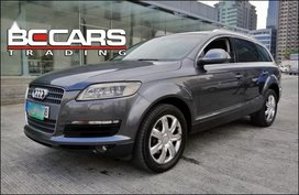 2nd Hand Audi Q7 2009 for sale in Quezon City
