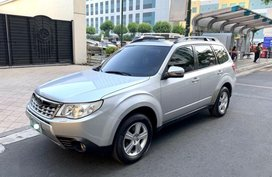 Selling 2nd Hand Subaru Forester 2012 in Taguig