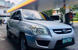 Selling Kia Sportage 2009 Automatic Diesel in Mandaue