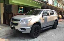 Selling 2nd Hand Chevrolet Trailblazer 2015 in Las Piñas
