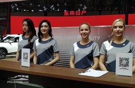 [10+ images] The ladies of Shanghai Auto Show 2019