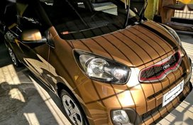 Selling Kia Picanto 2014 Manual Gasoline in Makati