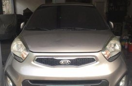Selling 2nd Hand Kia Picanto 2013 in Cainta