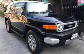 Toyota Fj Cruiser 2016 Automatic Gasoline for sale in Manila