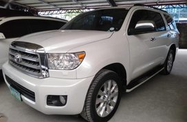 Selling Toyota Sequoia 2010 Automatic Gasoline in Quezon City