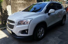 Selling 2nd Hand Chevrolet Trax 2017 in Makati