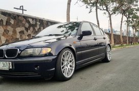 Bmw 318I 2004 Automatic Gasoline for sale in Marikina