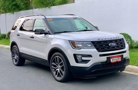 2016 Ford Explorer for sale in Parañaque