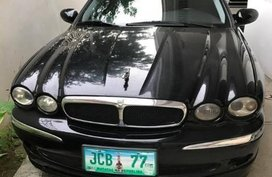 Selling Jaguar X-Type 2005 Automatic Gasoline in Muntinlupa