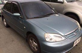 Selling Honda Civic 2001 Manual Gasoline in Pasig