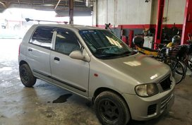 Suzuki Alto 2011 Manual Gasoline for sale in Bacoor