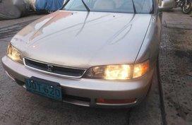 Honda Accord 1996 Manual Gasoline for sale in Makati