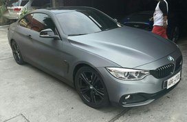 Sell 2nd Hand 2014 Bmw 420D Automatic Diesel at 30000 km in Manila