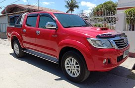 2013 TOYOTA HILUX G for sale