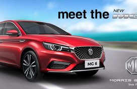 Selling Brand new Sedan Red Mg 5 2019 in Paranaque