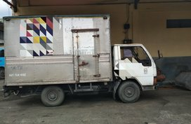 2nd Hand Van White Mitsubishi CanterA 1994 for sale in Malabon