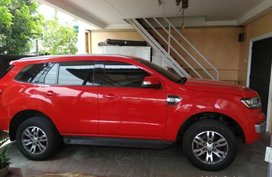 Selling 2nd Hand Ford Everest 2016 in Mexico