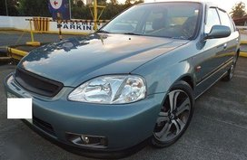 Selling 2nd Hand Honda Civic 2001 at 80000 km in Quezon City