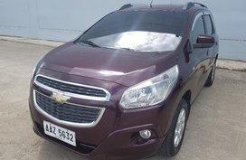 Chevrolet Spin 2014 at 130000 km for sale in Cebu City