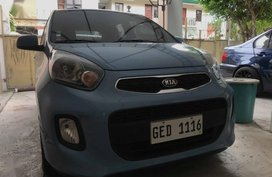 2nd Hand Kia Picanto 2016 for sale in Cebu City