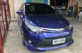 2nd Hand Toyota Vios 2015 at 50000 km for sale in Mabalacat